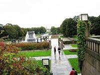 oslo, noruega, Parque de Vigeland, vuelta al mundo, round the world, información viajes, consejos, fotos, guía, diario, excursiones